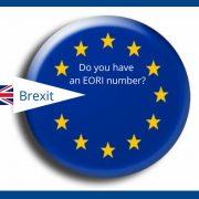 Brexit EORI number